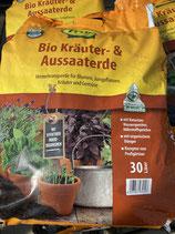 FRUX Bio Kräuter- und Aussaaterde 30L