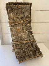 10 Birkenplatten 28x12,5cm