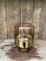 Vase / Windlicht rosa 20cm