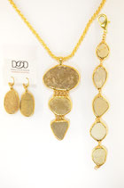 Gold plated Set #01