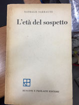 L'ETA' DEL SOSPETTO.