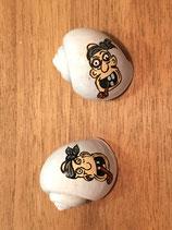 Painted Shell (medium)