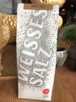 Grobes Weisses Salz aus Natursole