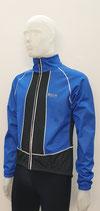 AITOS Sport Herren Winter Rad-Jacke  blau-schwarz 0.1