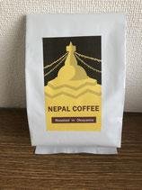 岡山焙煎ネパールコーヒー100g(粉、豆)(寄附金付き)