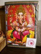 """Notizbuch """"Ganesha"""""""