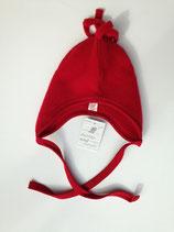 Mütze aus Bio-Wolle rot von Engel Naturtextilien
