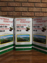 Petrina Harvest 3L Tins of Extra Virgin Olive Oil