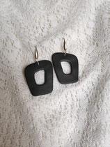 Ohrringe mit Anhängern aus Fimo 40