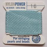 Nylon Power türkis