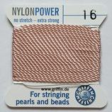 Nylon Power Hellrosa