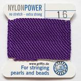 Nylon Power amethyst