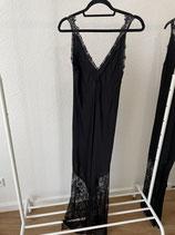 Satin Dress Black Beauty