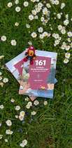 """Schlüsselanhänger mit Wanderbuch """"161 Erlebnis."""""""