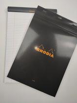 Schreibblock Rhodia liniert