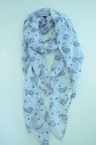 Schal aus Italien mit Paisleymuster