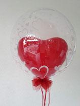 Bubble Herz
