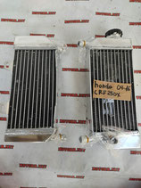 Радиаторы для мотоцикла Honda CRF250 CRF250X CRF250R