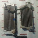 Радиатор левый правый для мотоцикла Kawasaki KX450F