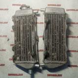 Радиатор левый правый для мотоцикла Yamaha YZ250