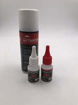 Sekundenkleber/Dünn/Dick/Aktivator Spray