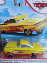 Yellow Hydraulic Ramone