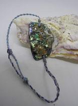 Armband 6/11 - mit Paua-Muschel