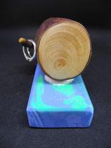 """Magnethalter """"Robbie Rusticus"""" - L ca. 80mm, D ca. 48mm, mit Ringablage"""