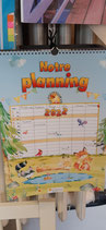 Calendrier Notre planning