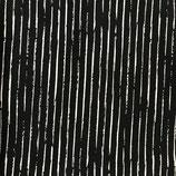 Streifen schwarz/weiss