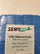 CPE - Überziehschuhe blau