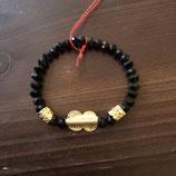 Gold/Black Bracelet