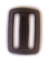 Verstellschieber Kunststoff, schwarz, viele Breiten