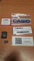 Installationspaket TSE für CASIO SE-Serie
