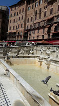 Virtuelles Stadtspaziergang in Siena