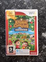 Nintendo Wii - Animal Crossing