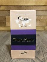 Tablette Chocolat noir 75% - Ghana - 100g