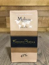 Tablette Chocolat lait 45% - Mélissa - 100g