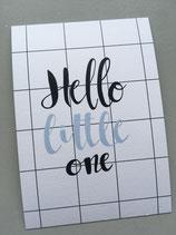 17. Hello little one - jongen