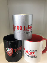 SV Germania Ockstadt Tasse Jubiläumsedition