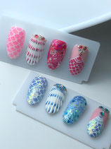 Online Nailart Workshop: Handpainted Summer Art