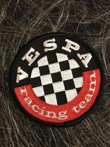 Vespa Aufnäher Vespa Racing Team