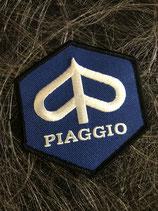 Vespa Aufnäher Hexagon Piaggio