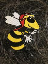 Vespa Aufnäher Wespe