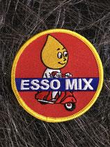 Vespa Aufnäher Esso Mix