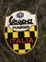 Vespa Aufnäher Vespa Piaggio Italia
