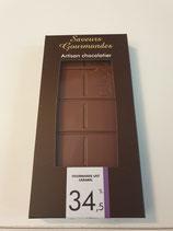 Tablette chocolat au lait Caramélia