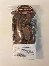 Fèves de chocolat Caraïbe 66%