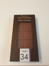 Tablette chocolat au lait Biskélia