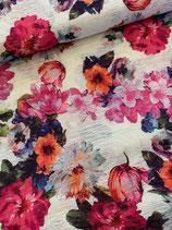 Baumwolle-Blumen Dolce Gabbana Design